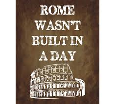 rome built